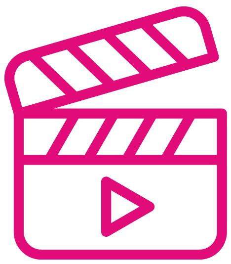 Vidéo icone