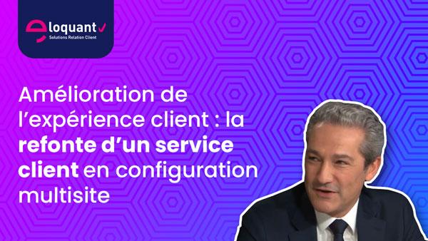 refonte service client